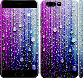 Чехол на Huawei P10 Капли воды