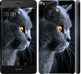 Чехол на Huawei P9 Lite Красивый кот