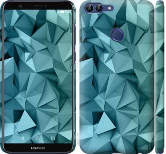 Чехол на Huawei P Smart Геометрический узор v2