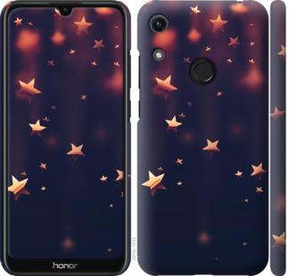 Чехол на Huawei Honor 8A Падающие звезды