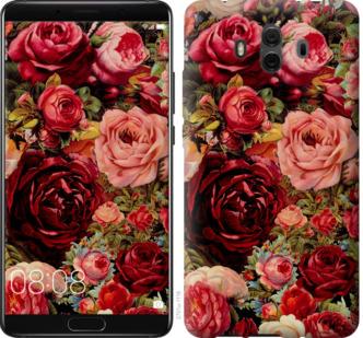 Чехол на Huawei Mate 10 Цветущие розы