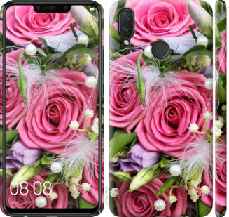 Чехол на Huawei Nova 3i Нежность