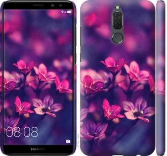 Чехол на Huawei Mate 10 Lite / Honor 9i Пурпурные цветы