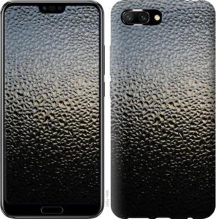 Чехол на Huawei Honor 10 Мокрое стекло