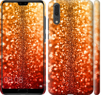 Чехол на Huawei P20 Звездная пыль
