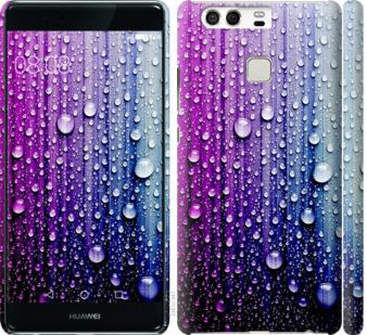 Чехол на Huawei P9 Капли воды