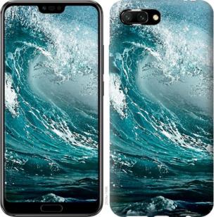 Чехол на Huawei Honor 10 Морская волна