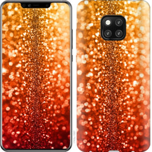 Чехол на Huawei Mate 20 Pro Звездная пыль