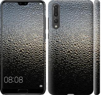 Чехол на Huawei P20 Pro Мокрое стекло