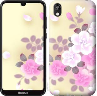 Чехол на Huawei Honor 8S Японские цветы