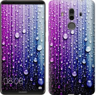 Чехол на Huawei Mate 10 Pro Капли воды