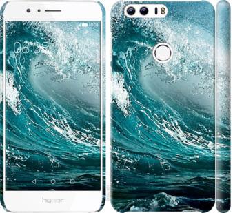 Чехол на Huawei Honor 8 Морская волна