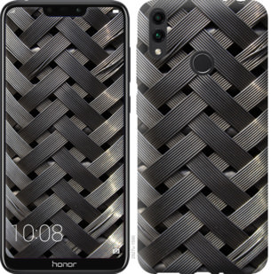 Чехол на Huawei Honor 8C Металлические фоны