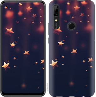 Чехол на Huawei P Smart Z Падающие звезды
