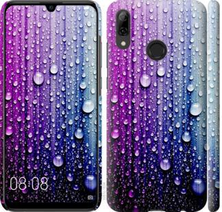 Чехол на Huawei P Smart 2019 Капли воды