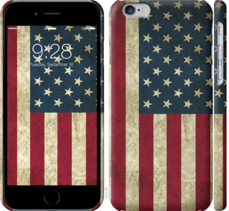Чехол на Huawei Honor 8A Флаг США