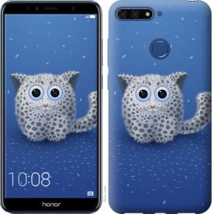 Чехол на Huawei Honor 7A Pro Барс