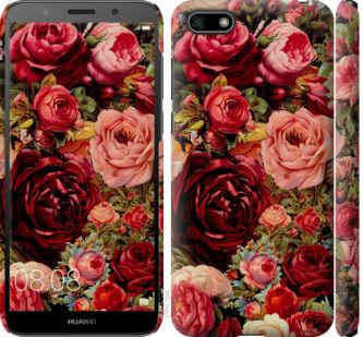 Чехол на Huawei Y5 2018 Цветущие розы