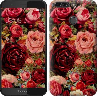 Чехол на Huawei Honor V9 / Honor 8 Pro Цветущие розы