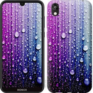 Чехол на Huawei Honor 8S Капли воды
