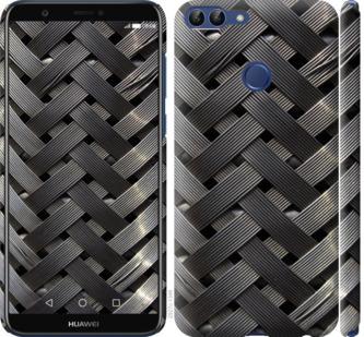 Чехол на Huawei P Smart Металлические фоны