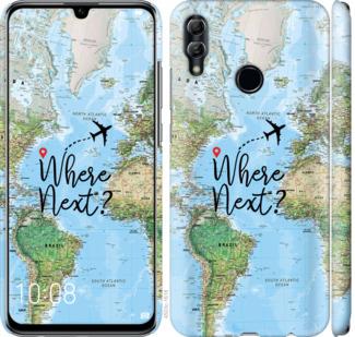 Чехол на Huawei Honor 10 Lite Путешествие