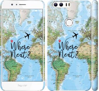 Чехол на Huawei Honor 8 Путешествие