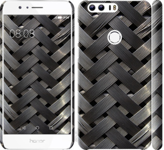 Чехол на Huawei Honor 8 Металлические фоны