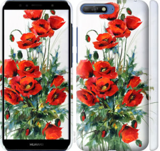 Чехол на Huawei Honor 9 Маки