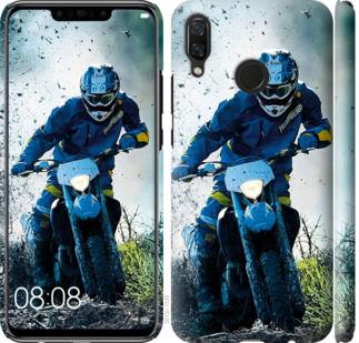 Чехол на Huawei Nova 3 Мотокросс