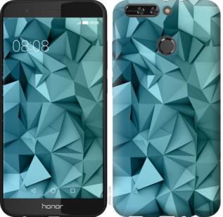 Чехол на Huawei Honor V9 / Honor 8 Pro Геометрический узор v2