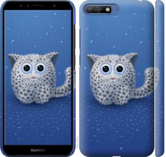 Чехол на Huawei Y6 2018 Барс