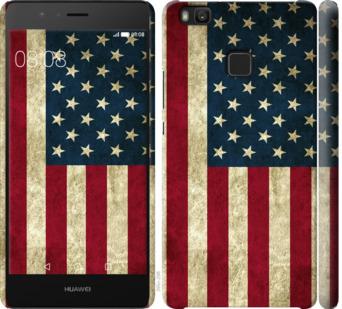 Чехол на Huawei P9 Lite Флаг США