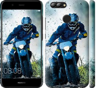 Чехол на Huawei Nova 2 Мотокросс