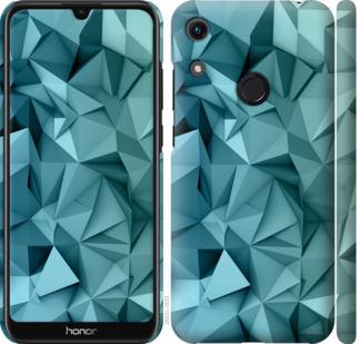 Чехол на Huawei Honor 8A Геометрический узор v2