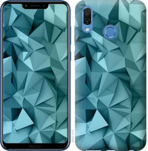 Чехол на Huawei Honor Play Геометрический узор v2