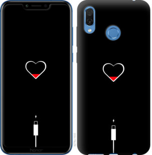 Чехол на Huawei Honor Play Подзарядка