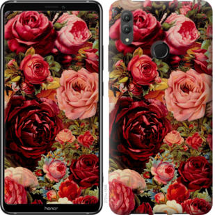 Чехол на Huawei Honor Note 10 Цветущие розы