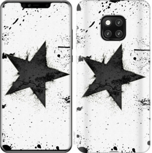Чехол на Huawei Mate 20 Pro Звезда