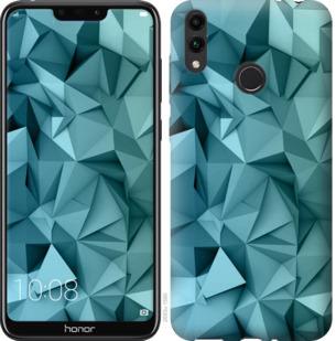 Чехол на Huawei Honor 8C Геометрический узор v2