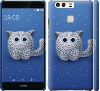 Чехол на Huawei P9 Барс