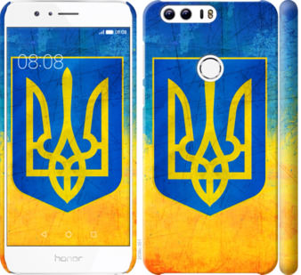 Чехол на Huawei Honor 8 Герб Украины