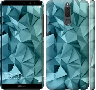 Чехол на Huawei Mate 10 Lite / Honor 9i Геометрический узор v2