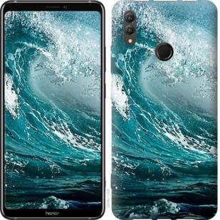 Чехол на Huawei Honor Note 10 Морская волна