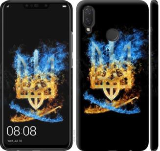 Чехол на Huawei P Smart Plus Герб