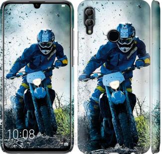Чехол на Huawei Honor 10 Lite Мотокросс