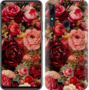 Чехол на Huawei P Smart Z Цветущие розы