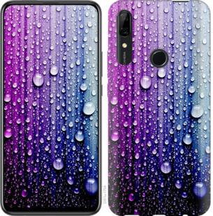 Чехол на Huawei P Smart Z Капли воды