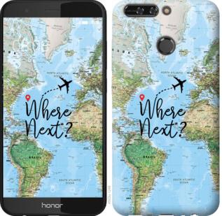 Чехол на Huawei Honor V9 / Honor 8 Pro Путешествие