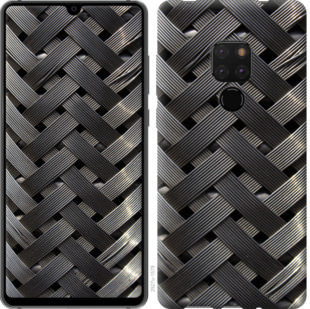 Чехол на Huawei Mate 20 Металлические фоны